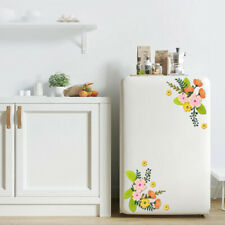 Butterfly Flower Bathroom Bath Toilet Laptop Wall Decals Art Sticker Decor 6A