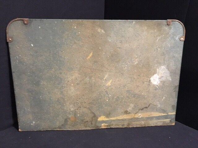 Persil reste persil-Coiffe de âge Tableau Craie Tableau âge Noir De hartfaser-D de 1950 79304f