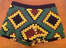 gorgeous embelished Topshop shorts size 10