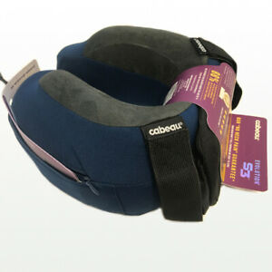 Details about Cabeau Evolution S3 Memory Foam Neck Travel Pillow Indigo. Great to chill out!