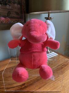 LITTLE-JELLYCAT-JUMPERJOY-ELLY-PINK-ELEPHANT-BABY-SOFT-HUG-COMFORTER-teddy-bear