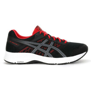 ASICS Men's Gel-Contend 5 Black/Metropolis Running Shoes 1011A256.005 NEW