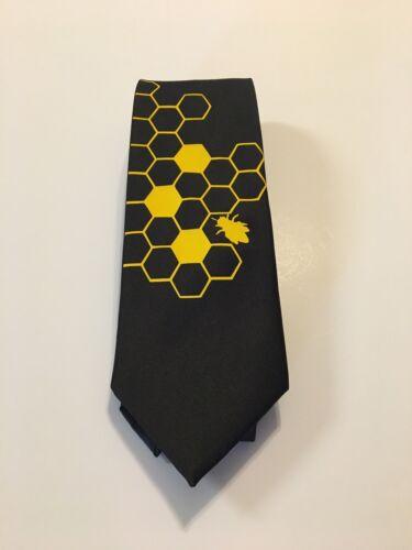 Bees Beehive Cool Necktie