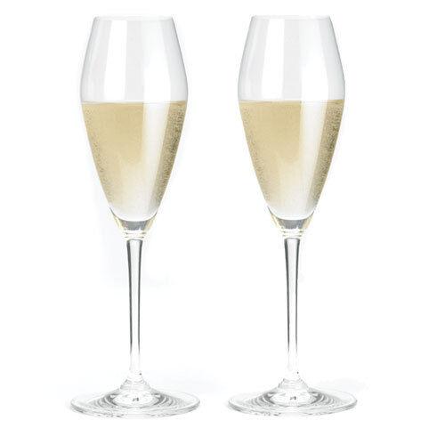2 Calici Degustazione Champagne Glass Vinum Extreme Di Riedel cod. 4444/89 Nuovo