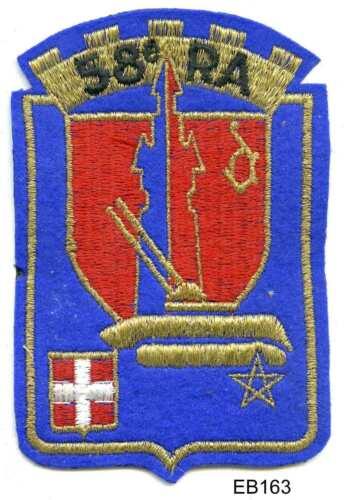 ECUSSON BRODE 58e R.A EB163