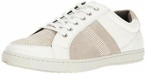 Unlisted-by-Kenneth-Cole-Mens-Plott-Sneaker-Low-Top-Lace-Up-White-Size-12-0-RC