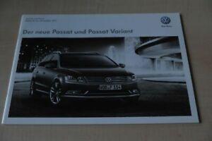 205302-VW-Passat-Variant-Technik-amp-Preisliste-amp-Extras-Prospekt-10-2010