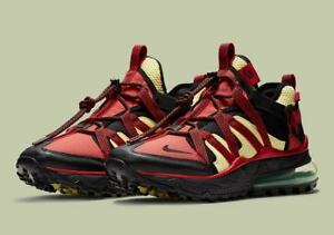 new arrival 2854d 6ac3e Details about Nike Men's Air Max 270 Bowfin Shoe NEW AUTHENTIC  Black/University Red AJ7200-003