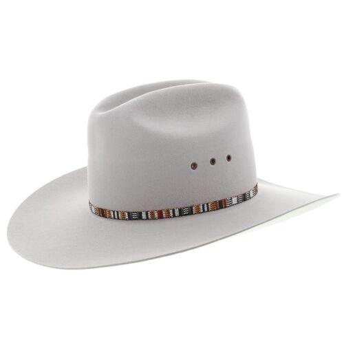 Akubra Bronco Hat Quartz