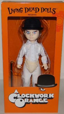 Living Dead Dolls A Clockwork Orange Alex Doll Exclusive Limited New Mint MIB