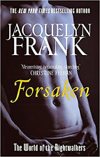 Forsaken (World of Nightwalkers), New, Frank, Jacquelyn Book