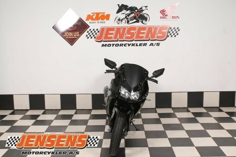 Kawasaki, Ninja 250 R, ccm 249