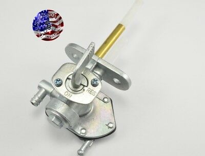1991-02 Fuel Valve Petcock Assembly For Suzuki King Quad 300