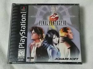 Details about Final Fantasy VIII (Sony PlayStation 1, 1999) - European  Version