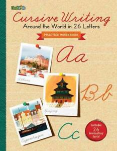 CURSIVE-WRITING-FLASH-KIDS-COR-NEW-PAPERBACK-BOOK