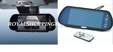 specchio retrovisore monitor auto 7 pollici a colori tft lcd bluetooth auto