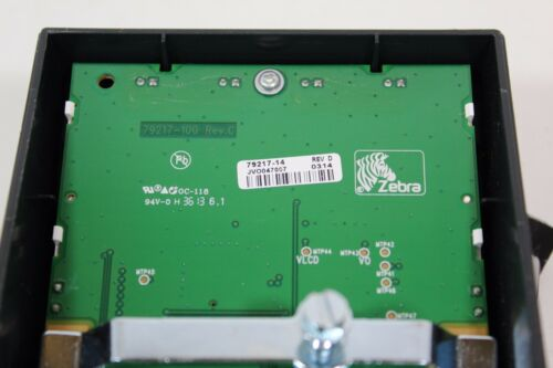 79825M Zebra ZM400 ZM600 Barcode Printer Control Panel Screen Replacement PCB