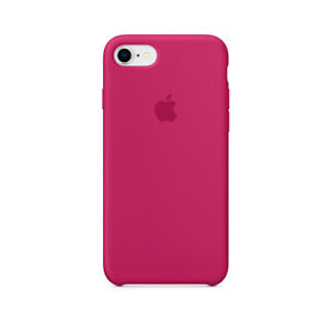 Funda Iphone 7/8 Apple Original Silicone Case Colores Varios