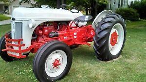 8N Motor Engine Rebuilt Motor Remanufactured 8n Ford Tractor Motor