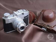 5349 - Bencini Comet S with Original Case 127 Film Camera