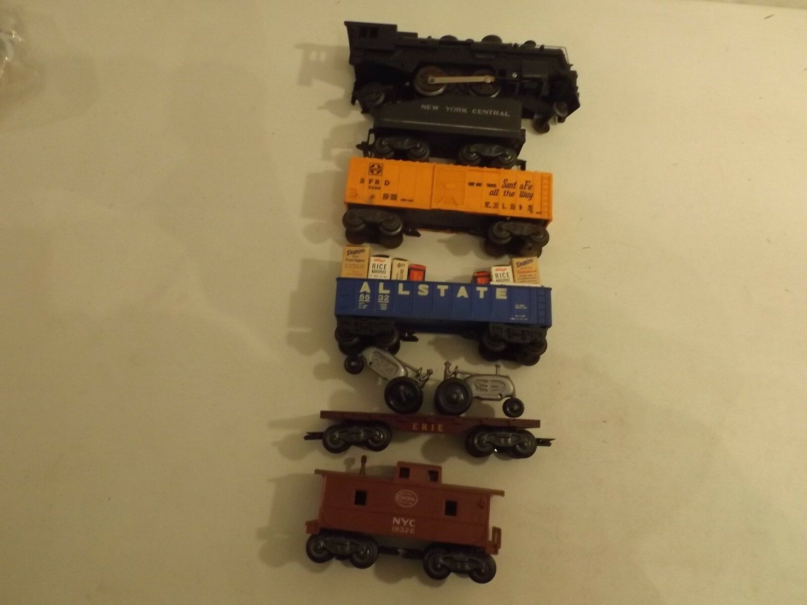 O Marx  50365 New York Central de Cochega Conjunto en caja original