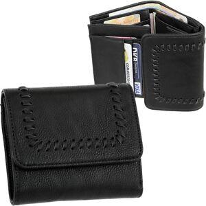 ESPRIT-Damen-Geldboerse-Ornament-Portemonnaie-Geldbeutel-Geldtasche-Brieftasche