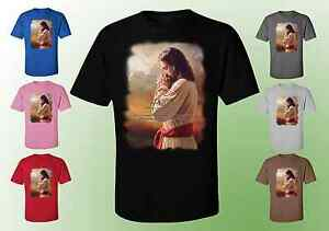 Religion-Jesus-Christ-T-Shirts-Men-Jesus-Tee-Romans-Unisex-T-Shirt-20036HL2