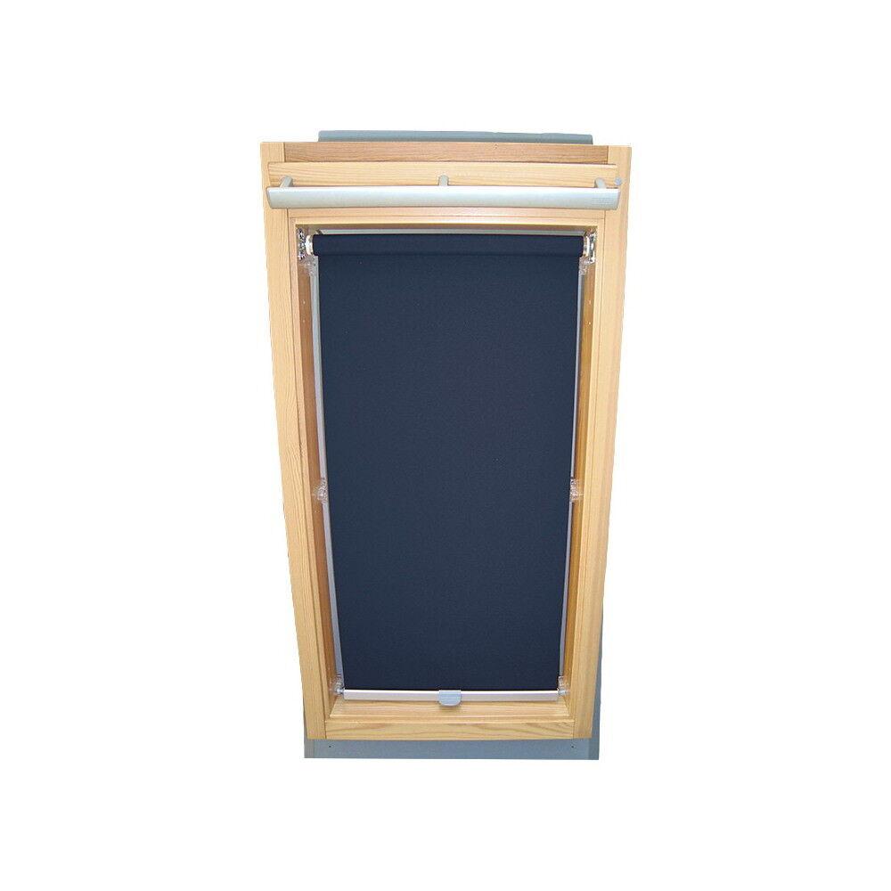 Dachfensterrollo Abdunkelung für für für Velux Dachfenster GGU GPU GHU - dunkelblau | Preisreduktion  c4dfcb