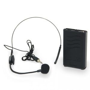 IBIZA-PORT-12-PORT-15-VHF-Ersatzfunkmikrofon-mit-Taschensender-203-5MHz