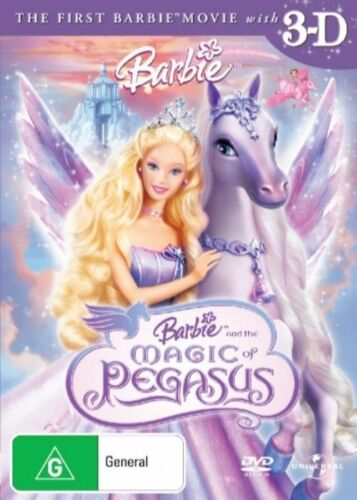 1 of 1 - Barbie And The Magic Of Pegasus DVD