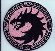 """ENDERS GAME Movie DRAGON ARMY Logo Embroidered Patch- 3"""" (EGPA-003)"""