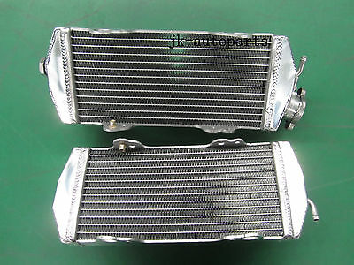 NEWAluminum Radiator KTM 250/400/450/520/525/530/540 EXC/MXC/XC-W 00-07 BIG SALE