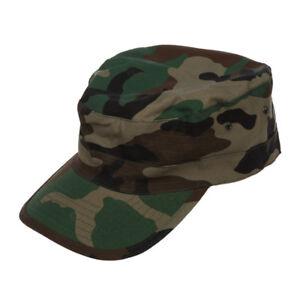 militaerische-Armee-Staedtische-Sonnenblende-Kappe-Herren-lady-hat-tarnung-JKSY