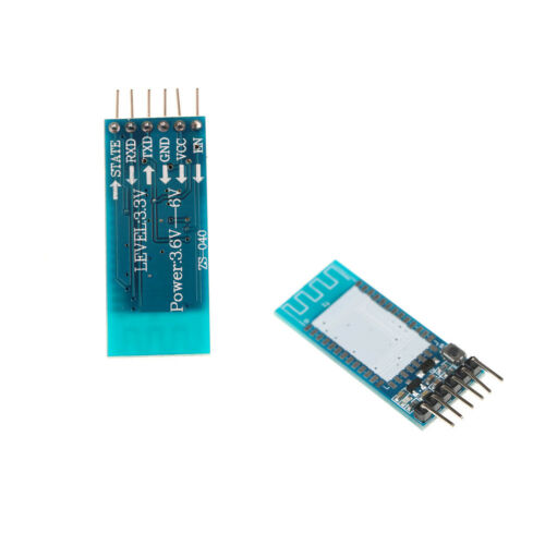 Bluetooth HC-05 06 interface base board serial transceiver module for arduino BH