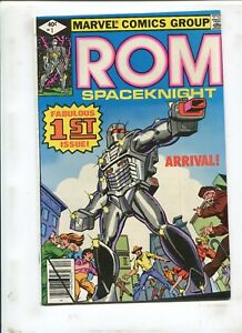 """ROM #1 - """"ARRIVAL!"""" - (8.0) 1979"""