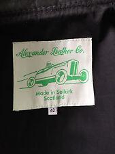 Alexander Leather Jacket Simmons Bilt