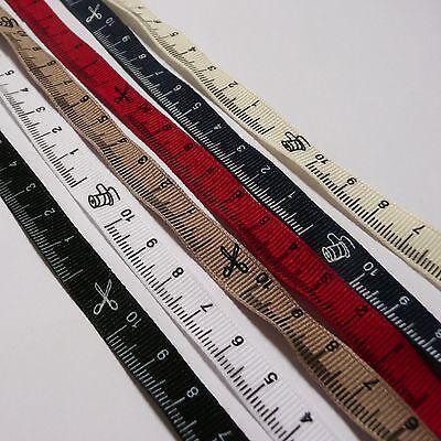 5mtrs Grosgrain Ribbon //MERRY CHRISTMAS 10mm Ribbon Deep Red Burgandy