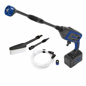 Sun Joe 24-Volt iON+ Power Cleaner | 2.0-Ah Battery and Charger | 350 PSI Max