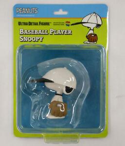 Medicom-UDF-432-Ultra-Detail-Figure-Peanuts-Series-8-Baseball-Player-Snoopy