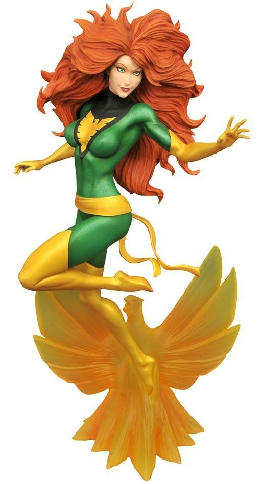 Marvel Gallery Jean Grey PVC Figure Statue