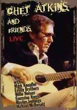 Chet Atkins and Friends - Live [DVD] [DVD]