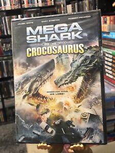 Mega Shark Vs. Crocosaurus (DVD) Jaleel White, Robert Picardo, Gary Stretch, NEW