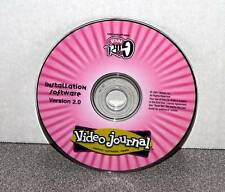 Girl Tech Password Journal Voice Activated Lock Mattel Diary CD ROM ONLY 2.0