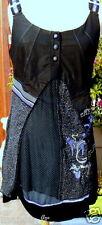 Robe Tunique la mode est a vous LMV taille 38 40 modele *JUNGLE   * neuf s/et