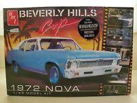 Amt 1972 Chevrolet Nova Stock / Nhra Pro Stock (old Pro) Model Kit (sealed)