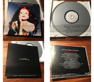 G02 MILVA Tutto Milva - Special Digest JAPAN CD promo Pooh/Vangelis/Theodorakis