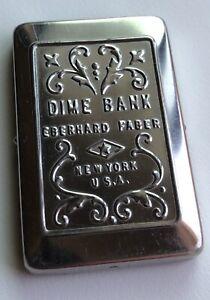 Vintage-Eberhard-Faber-Dime-Bank