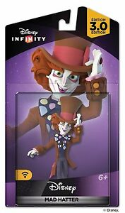 DISNEY INFINITY MAD HATTER / ALICE THROUGH THE LOOKING GLASS / NEUWARE