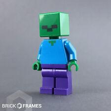 Lego Zombie Minifigure - Minecraft - BRAND NEW - 21119
