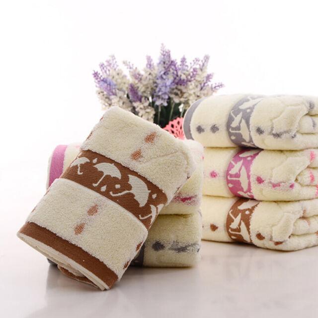 ZSH Hand Towel Bath Bathroom Towels Cotton Fast Water Absorbing Staple Towel